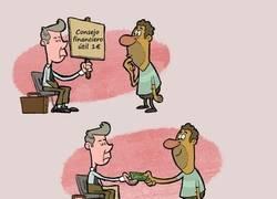 Enlace a Y así funcionan los presuntos gurús de la economía, ¡no os dejéis engañar!