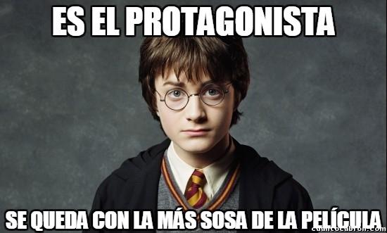 Meme_otros - Harry, tío, podrías haber aspirado a algo más...