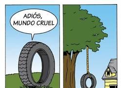 Enlace a La dura vida de los neumáticos viejos
