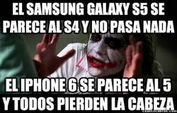 Enlace a Diferencias entre Samsung y Apple