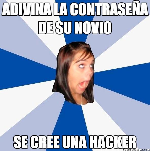 Amiga_facebook_molesta - Esas ''hackers'' de la vida...