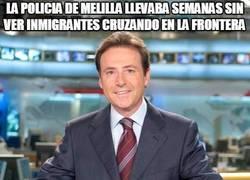 Enlace a La tranquilidad de la policía de Melilla