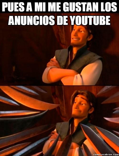 Lluvia_de_espadas - Lo peor de todo Internet se encuentra en Youtube