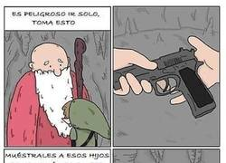 Enlace a El día que el Zelda se convirtió en un shooter