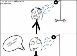 Enlace a El maestro de la combinación maestra de la ducha