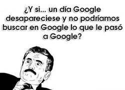 Enlace a No somos conscientes de cuánto dependemos de Google hoy en día...