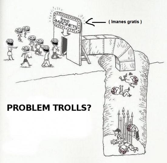 Trollface - Trolled trolls