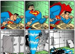 Enlace a Y por eso, Superman no sería un buen fontanero
