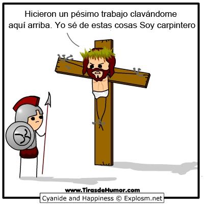 Otros - Jesus sabía de eso.....