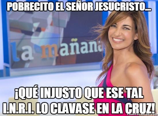 Meme_otros - Mariló Montero y sus problemas con las siglas se merecían un meme