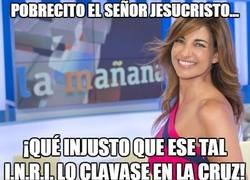 Enlace a Mariló Montero y sus problemas con las siglas se merecían un meme