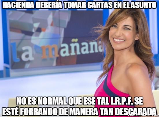Meme_otros - Mariló se enfrenta a las injusticias del país como solo ella sabe