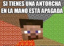 Enlace a Las antorchas automáticas de Minecraft