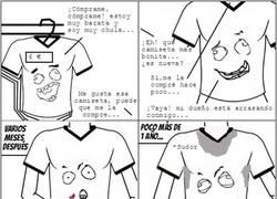 Enlace a La corta pero intensa vida de una camiseta