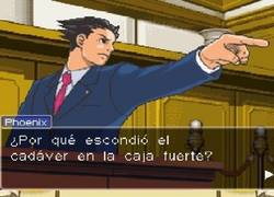Enlace a Indiscutible logica en Ace Attorney