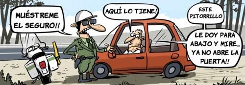 Otros - El seguro del coche