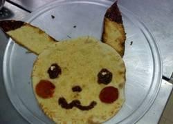Enlace a Pizza Pokémon, bueno, un intento...