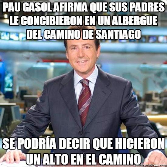 Meme_matias - El origen de Pau Gasol