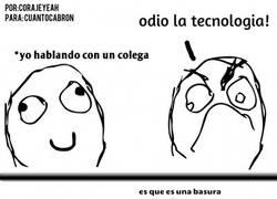 Enlace a ¡Odio la tecnología!