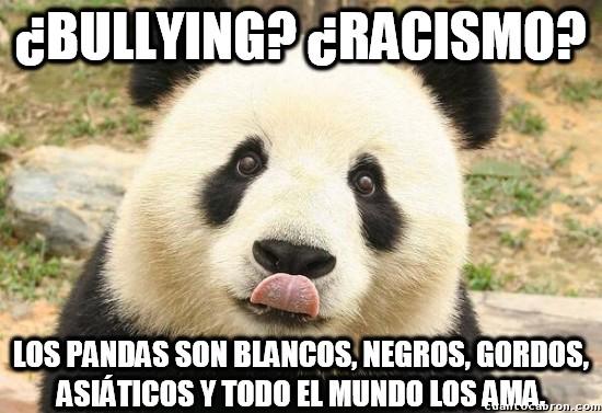 Meme_otros - ¡Vivan los pandas!