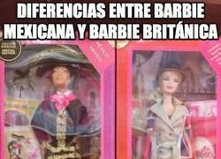 Enlace a Pequeñas diferencias entre Barbies según su nacionalidad