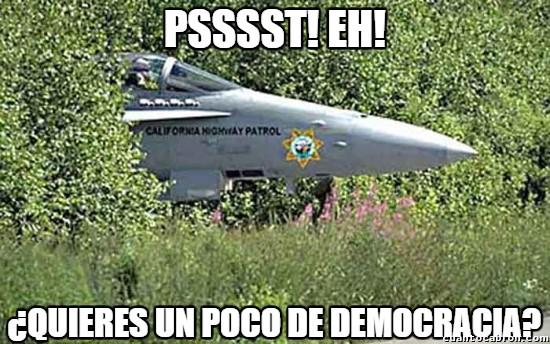 Meme_otros - EEUU y su democratización
