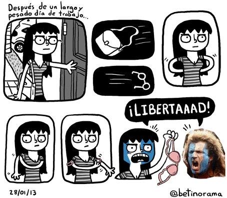Otros - ¡LIBERTAD!
