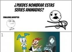 Enlace a ¿Puedes nombrar estas series animadas?