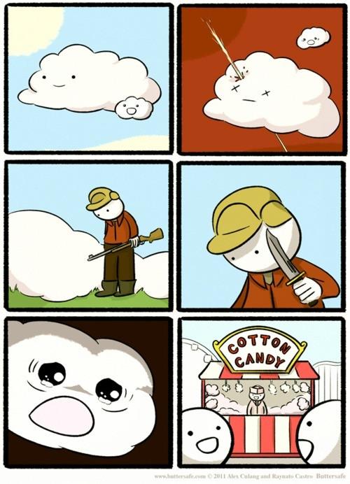 Otros - Cuando vuelvas a querer algodón de azúcar, piensa en esto