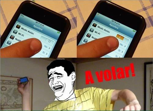 Yao - Ya que los móviles se doblan, seguro que vuelan