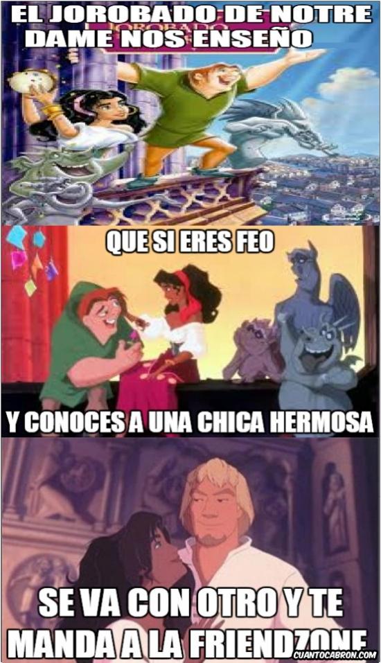 Meme_otros - Gracias por tus grandes lecciones, Disney