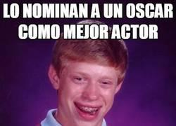 Enlace a Sólo hay una manera de que Leonardo DiCaprio pueda ganar un Oscar