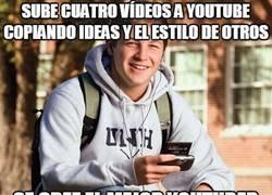 Enlace a ¡Ha nacido la nueva estrella youtuber!