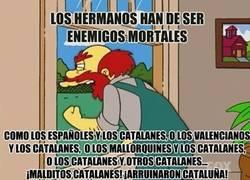 Enlace a El peor enemigo de los catalanes