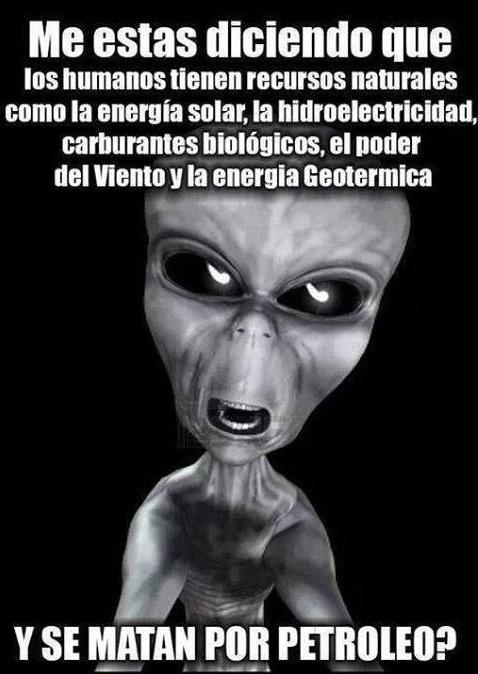 Ancient_aliens - Así nos va el mundo, por el petróleo