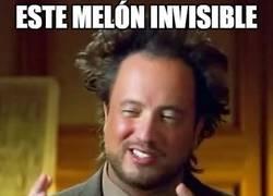 Enlace a Melones alien