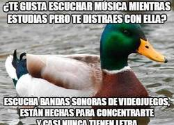 Enlace a Para los que buscan música para estudiar