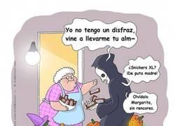 Enlace a Dando eso en Halloween se perdona hasta la vida