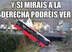 Enlace a Un autobus con sed