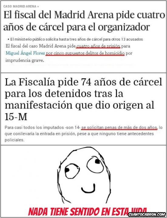 Otros - La lógica de los fiscales españoles