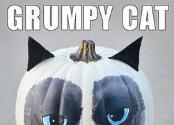 Enlace a No da demasiado miedo, pero puede ser la calabaza más chunga de este Halloween