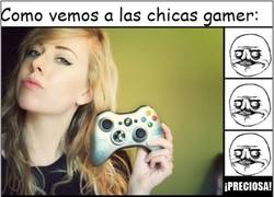 Enlace a Chicas gamers vs chicos gamers