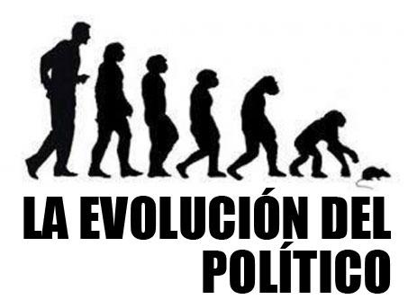 Meme_otros - La evolución del político