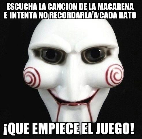 Meme_otros - ¡Eeeeeeeeeeeeeh Macarena, aaaaaaaaaaah!