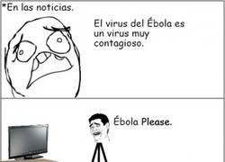 Enlace a ¿El ébola contagioso? Dejad que os enseñe...