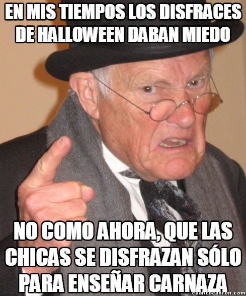 carnaza,chicha,disfraces,disfraz,disfrazarse,enseñar,Halloween,miedo