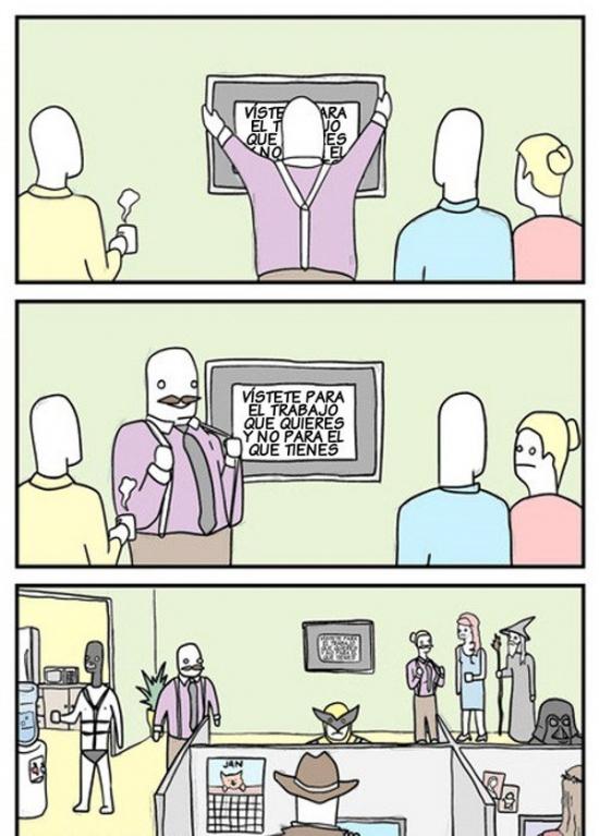 Otros - Cuidado con lo que propones a tus empleados
