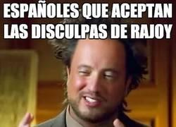 Enlace a ¿Alguien ha aceptado las disculpas de Rajoy por la corrupción de su partido?