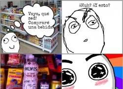 Enlace a Hasta los memes tienen su propia bebida