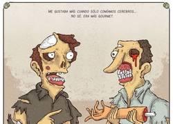 Enlace a La vida de un zombie es cada vez más difícil